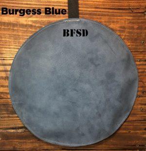 Big Fat SD 14″ Suede Burgess Blue