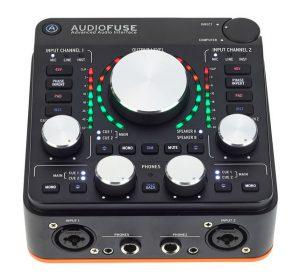 כרטיס קול Arturia AudioFuse Rev2