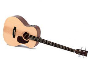 גיטרה בס אקוסטית סיגמה מוגברת SIGMA BME