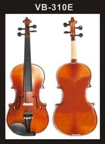 כינור 44 כולל ארגז וקשת Lemans VB-310E