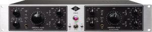 קדם מגבר (פרה-אמפ) מנורות 2 ערוצים Universal Audio 2-610