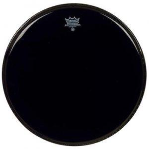 עור לתופים 12 אינצ אבוני אמפרור Remo Ebony Emperor BE0012ES