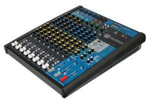 מיקסר אנלוגי 12 ערוצים עם אפקטים Topp Pro MXI1222CFX USB media Player