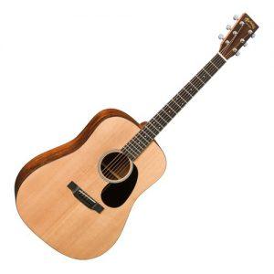 גיטרה אקוסטית מוגברת מרטין+ארגז MARTIN DRSG