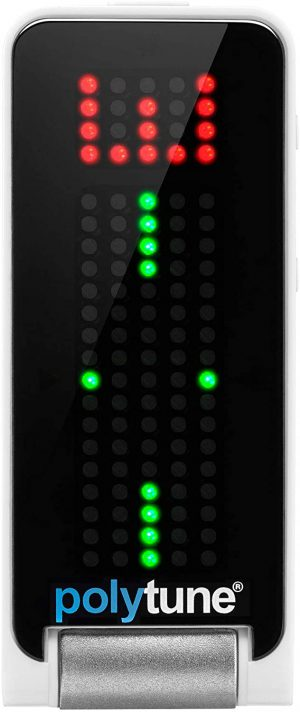 טיונר קליפ   Tc electronic  polytune clip