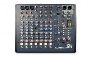 מיקסר שידור קומפקטי Allen & Heath XB-10 Compact Broadcast Mixer