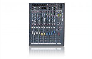 מיקסר שידור קומפקטי 14:2 Allen & Heath XB142 Broadcast Mixer