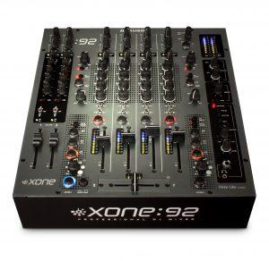מיקסר דיגי מועדונים 6 ערוצים Allen & Heath Xone:92 DJ