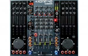 מיקסר די גי Allen & Heath Xone:4D DJ