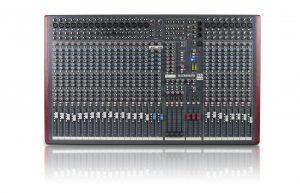 מיקסר שידור 28 ערוצים 4 גרופים Allen & Heath ZED 428 USB