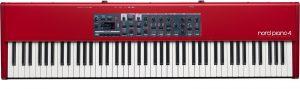 פסנתר חשמלי עם סינטיסייזר Nord 4
