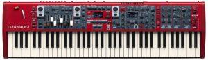 פסנתר חשמלי עם סינטיסייזר Nord Stage 3 Compact
