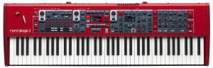 פסנתר חשמלי עם סינטיסייזר Nord Stage 3 HP76
