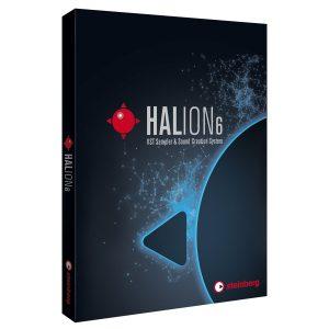סמפלר Steinberg Halion 6 VST