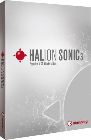 תוכנה לאולפן הקלטות Steinberg Halion Sonic 3