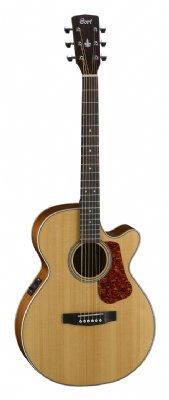 גיטרה אקוסטית מוגברת Cort L100 NS