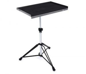 שולחן אלומיניום לכלי הקשה עם סטנד Pearl PTT1524MPW