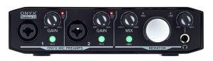 כרטיס קול Mackie ONYX Producer MIDI USB 2X2