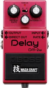 אפקט דיליי לגיטרה Boss DM2W
