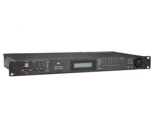 פרוססור למערכת הגברה RCF  DX 2006 is a 2 input – 6 output