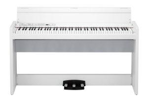 פסנתר חשמלי Korg LP-380U לבן
