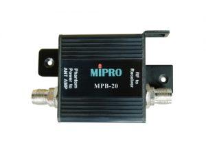 מגבר אנטנה עם ספק פנימי Mipro MPB-20