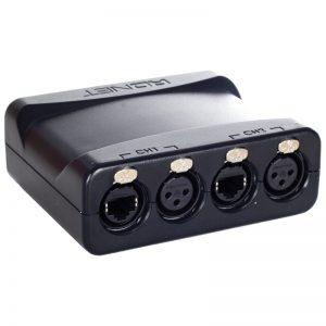 ממשק חיבור למערכות dbTechnologies CONTROL 2 DVA