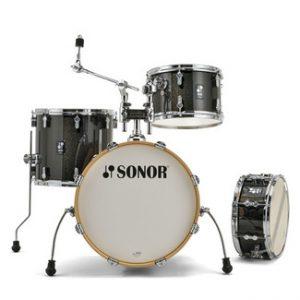 """מערכת תופים 4 חלקים """"18 SONOR AQX Jazz BMS"""