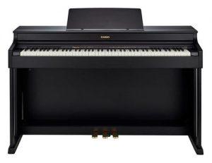 פסנתר חשמלי Casio AP-470 בצבע שחור
