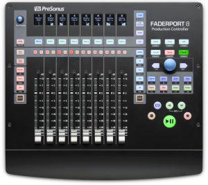 משטח שליטה ממונע PreSonus FaderPort 8