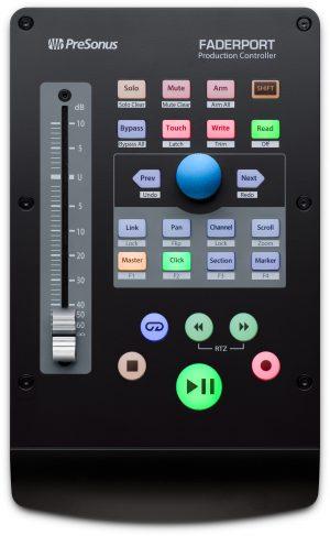 פיידר ממונע לשליטה בתוכנה PreSonus FaderPort V2