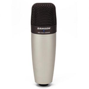מיקרופון אולפני Samson C01U PRO USB