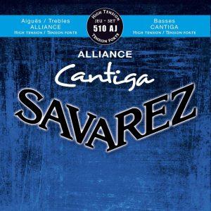 סט מיתרים לקלאסית SAVAREZ