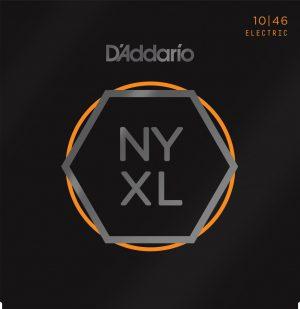 מיתרים לגיטרה חשמלית DAddario NY-XL 010