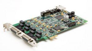 כרטיס Lynx AES16e AES/EBU PCI Express