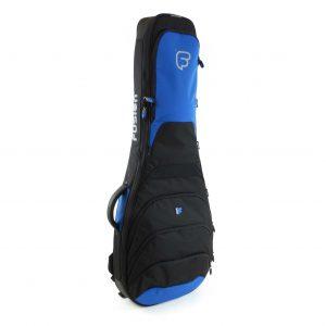 תיק מקצועי כחול לגיטרה בס Fusion UG02B
