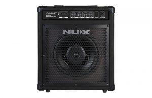 מגבר לתופים אלקטרונית NUX DA30BT bluetooth