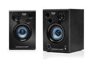 זוג מוניטורים אקטיביים Hercules DJ DJSpeaker 32 Smart