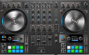 קונטרולר Native Instruments Traktor Kontrol S4MK3 DJ