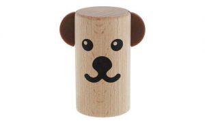 שייקר SONOR wooden shaker with Bear face 62 mm 35 mm