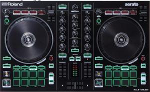 קונטרולר Roland DJ-202 Serato Controller DJ