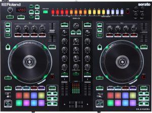קונטרולר Roland DJ-505 Serato Controller DJ