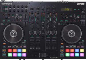 קונטרולר Roland DJ-707M Serato Controller DJ
