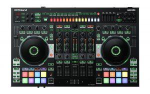 קונטרולר Roland DJ-808 Serato Controller DJ