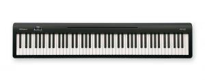 פסנתר חשמלי בצבע שחור Roland FP-10