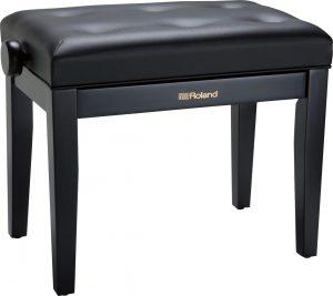 כיסא פסנתר שחור Roland PRB-300BK