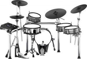 מערכת תופים אלקטרוניים כולל סטנד Roland TD-50KVA V-Drums