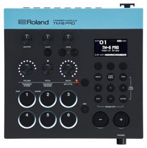 מודול לטריגרים מקצועי לנגינת סאונדים עם מערכות תופים אקוסטיות Roland TM-6 PRO