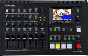 נתב וידיאו Roland VR-4HD HD AV Mixer