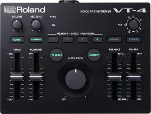 אפקטים לעיבוד קולי Roland Aira VT-4